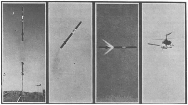 स्वायत्त विरोधी विमान मिसाइल SIAM (यूएसए)