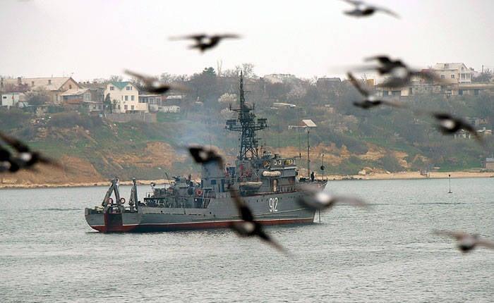 La Duma del estado puso fin a los acuerdos ruso-ucranianos sobre la flota del Mar Negro