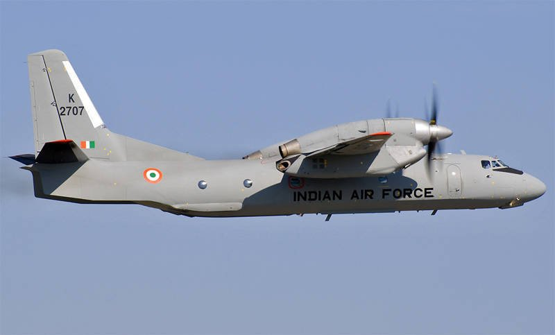 Another batch of upgraded An-32 transferred to India