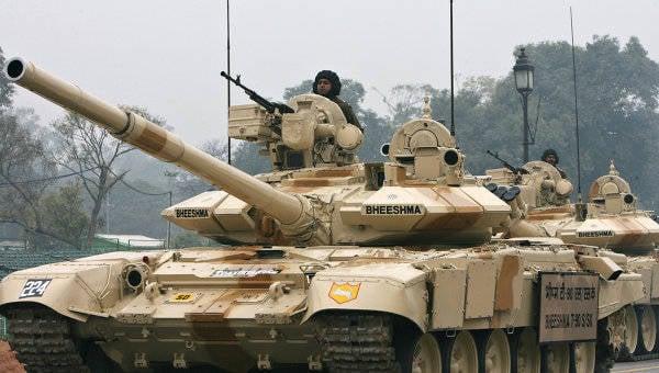Hindistan, Rusya'dan tanklar için mühimmat alacak