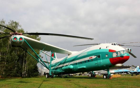 これまで殴られていない世界記録Mi-12
