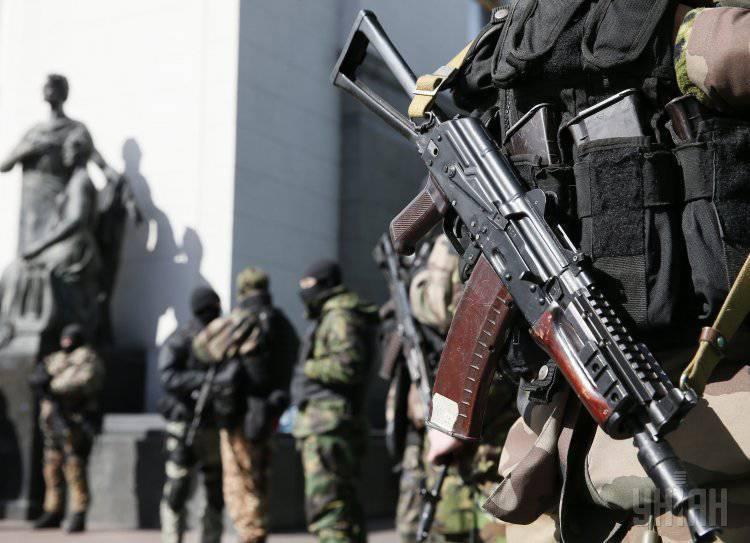 拉达决定立即解除非法武装团体的武装