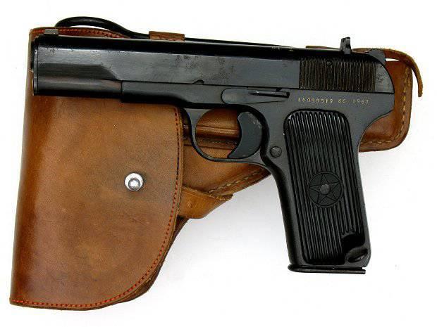 Oriental Tokarev: varianti della pistola TT cinese