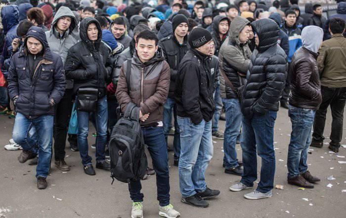 혼란 - 러시아에 가져 오는 주요 위험
