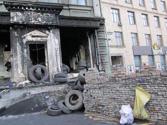 """""""키예프에서 우리는 늑대 인간과 싸웠다."""" """"황금 독수리""""는 마이 단의 비밀에 대해 말했습니다. 저격수, 시체를 잡는 장면, 지하 대장간"""