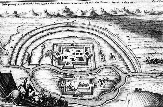 コサックテルモピュレ:キューピッドの戦い
