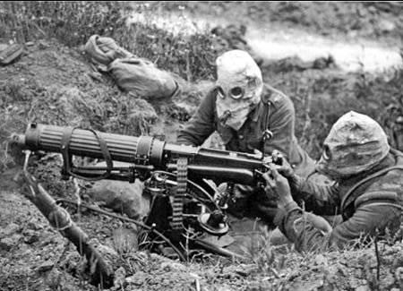 """प्रथम विश्व युद्ध का """"दूसरा स्तर"""""""