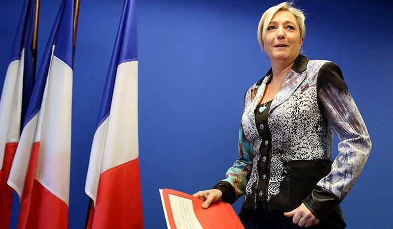 Marine Le Pen, ¿el futuro líder de Francia?