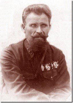 Kraskom Vostretsov,Pepelyaev的俘虏