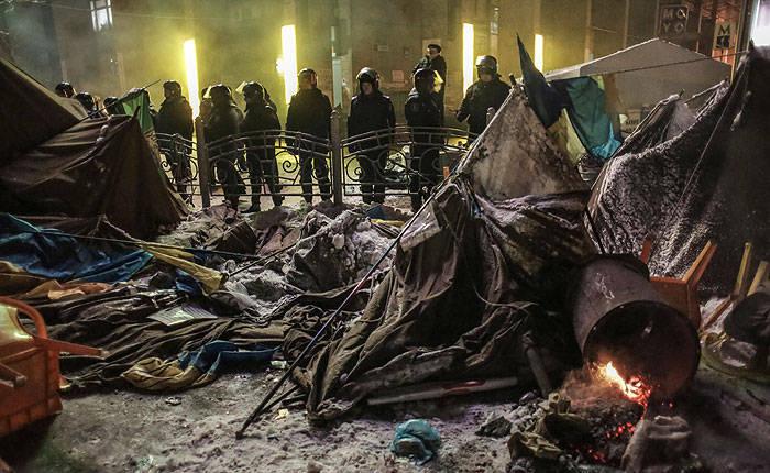 SBU accusé FSB d'assassiner sur le Maidan