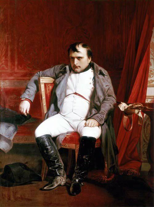 拿破仑帝国的崩溃