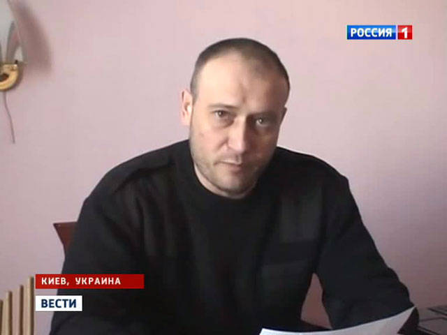 Yarosh disown the saboteurs captured in Russia