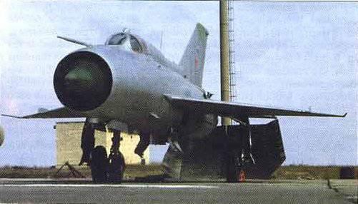 戦後のソビエト戦闘機の戦闘訓練の変容 1の一部