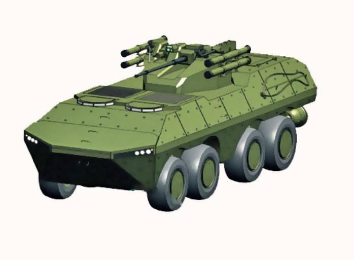 ウムカプラットフォームとベラルーシ装甲車の将来