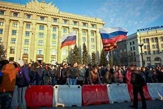 Nikolaevがウクライナの暴動都市のリストに追加されました