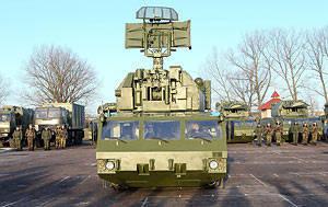 白俄罗斯将继续购买Tor-M2防空导弹系统
