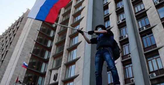 यूक्रेन के पूर्व से समाचार