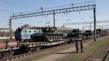 """रूस नई, आधुनिक सेना के साथ क्रीमिया में डेब्यू करेगा, जिससे नाटो (""""क्रिश्चियन साइंस मॉनिटर"""", यूएसए) को चिंता होगी।"""