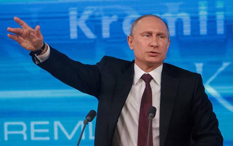 """Vladimir Putin è un crociato?"""