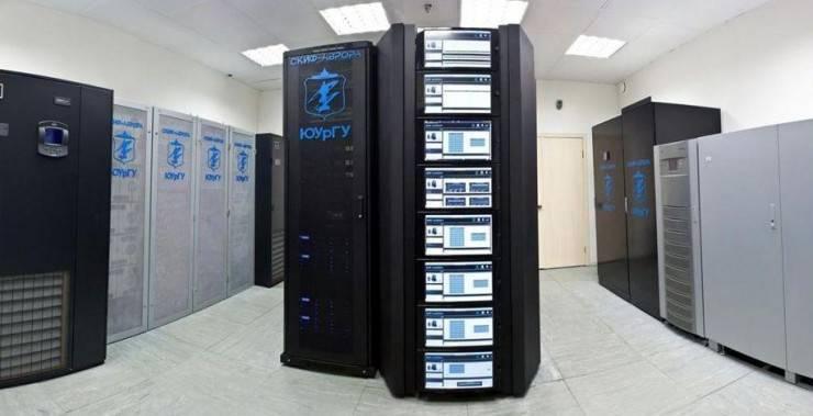 In Russland entwickelte ein Supercomputer-Chip auf Supraleitern