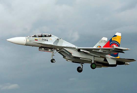 """Venezolanische Luftwaffe erwägt Kauf eines zusätzlichen Jagdflugzeugs """"trocken"""""""