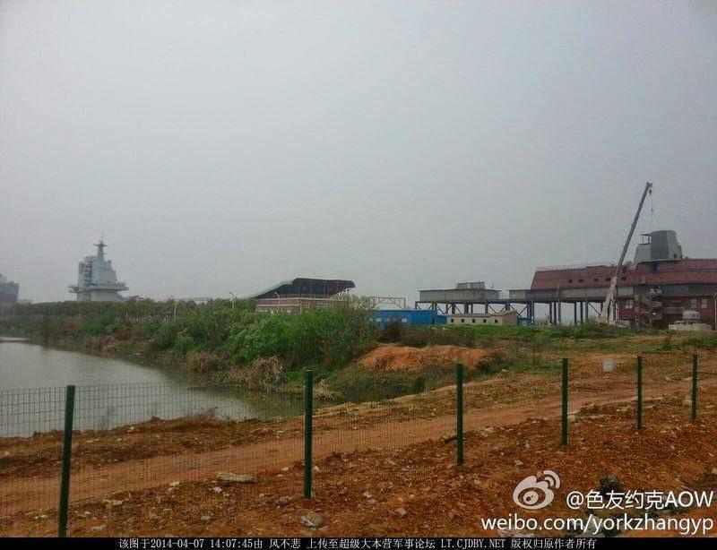 中国打算建造一艘巡洋舰