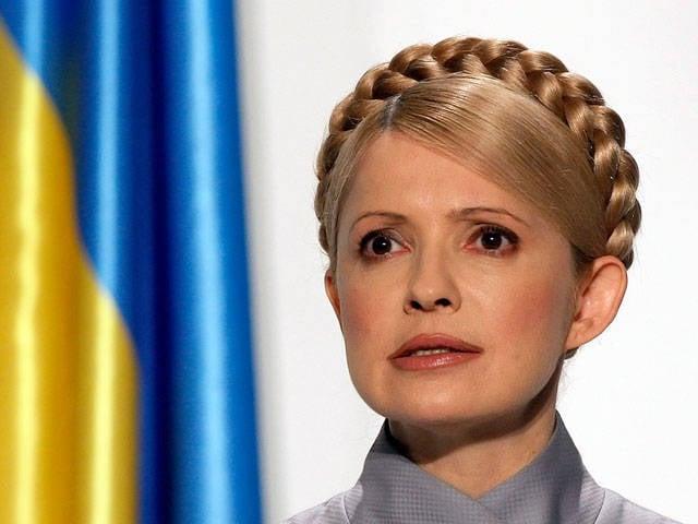 Tymoshenko se ofereceu para se retirar da eleição em favor de Poroshenko