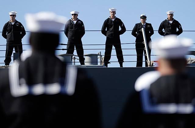 Gunboat Diplomacy: US Navy