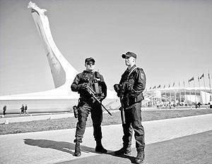 एफएसबी ने सोची में ओलंपिक खेलों के दौरान आतंकवादी हमलों की रोकथाम पर रिपोर्ट दी