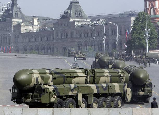 Russia's nuclear shield does not depend on imported electronics