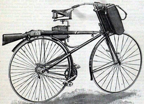 Vélos de guerre