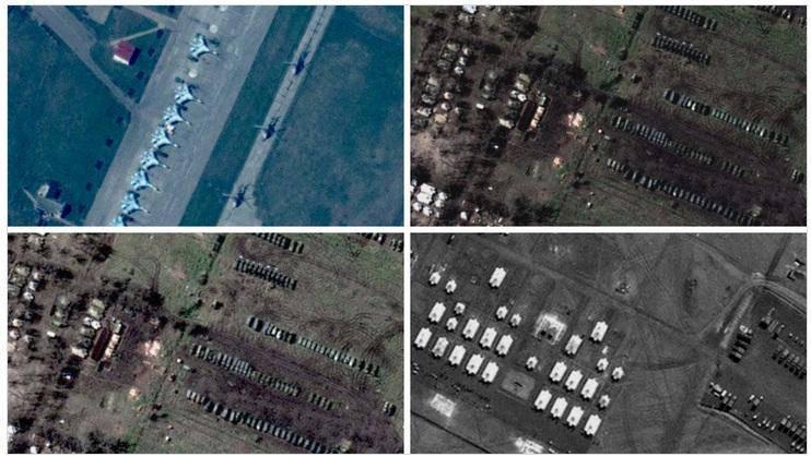 Etat-major de la Fédération de Russie: des photos de l'OTAN avec des troupes prétendument russes près de la frontière ukrainienne ont été réalisées en 2013