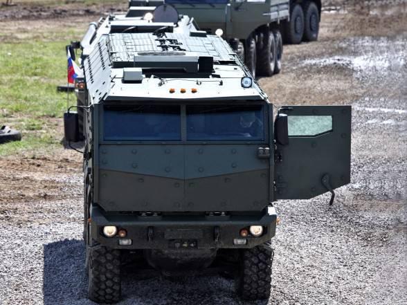 Defesa russa adotará tecnologia lin
