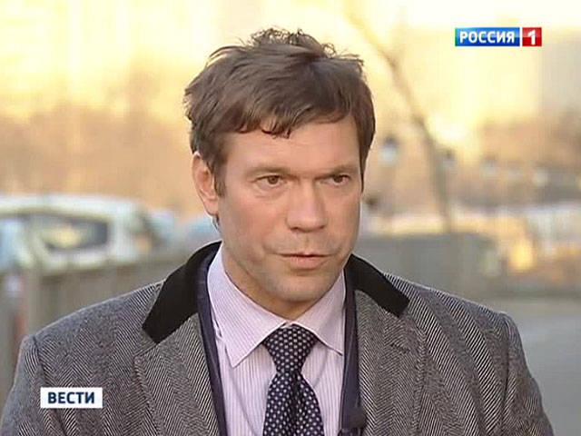 Il servizio stampa di Oleg Tsarev ha annunciato la sua scomparsa
