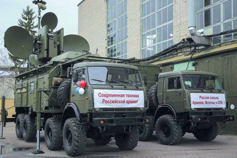 Invisible weapons of the Russian army