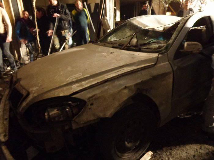 Terroranschlag in Homs: wie es war