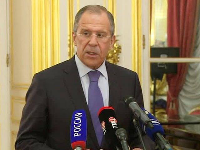 Lavrov: Kiev kuvvet kullanırsa, Cenevre Dörtlüsü toplantısı sinirlenebilir