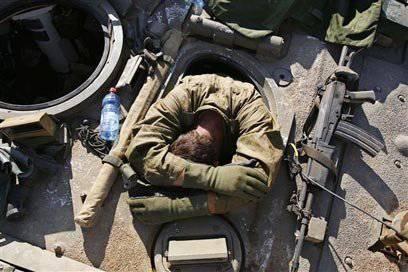 Israel toleriert keine schlechten Kommandeure