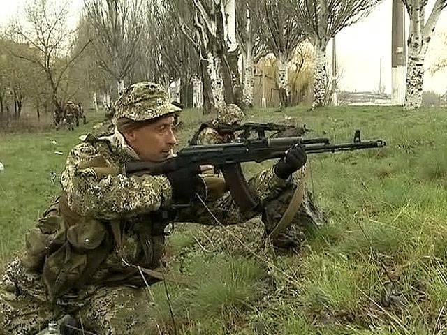 Resistiendo a Slavyansk: la crónica de asalto