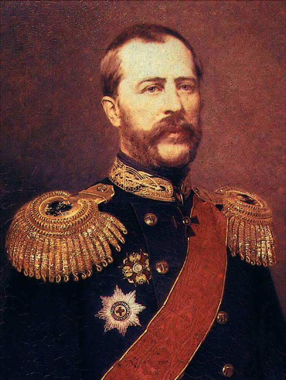 조국의 섬김에서. Voin Andreevich Rimsky-Korsakov