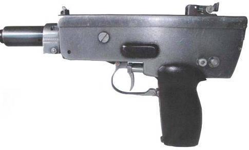 हथियार ऑटोमेशन सिस्टम पी। चर्कैशिन