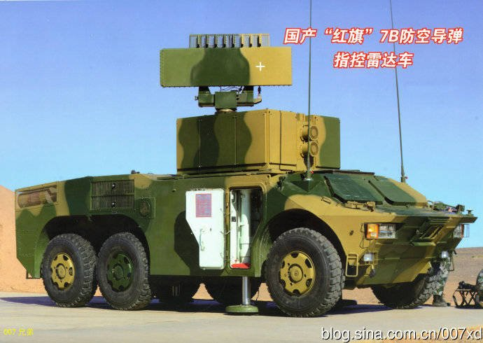 """Chinese copy of the air defense system """"Tor"""""""