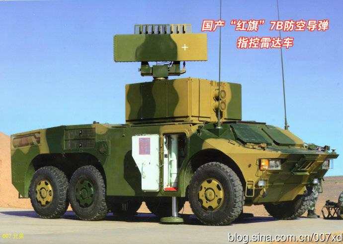 Tor防空システムの中国語コピー