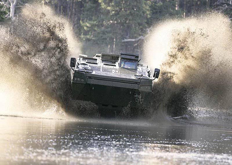 Visão geral de transportadores blindados e veículos de combate de infantaria (Parte de 3)