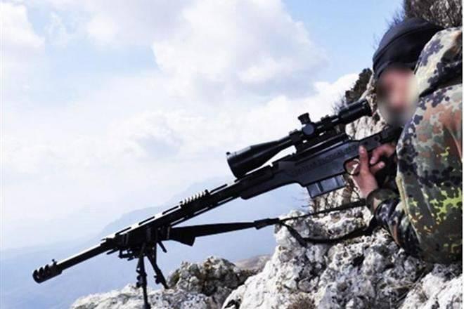 Ukroboronpromは新しいスナイパーライフルでウクライナ軍を武装させる準備ができています