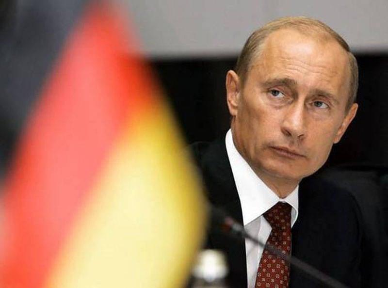 プーチンへの公開書簡-私たちのメディアと政治家の反ロシア攻撃の後(「Neue Rheinische Zeitung」、ドイツ)