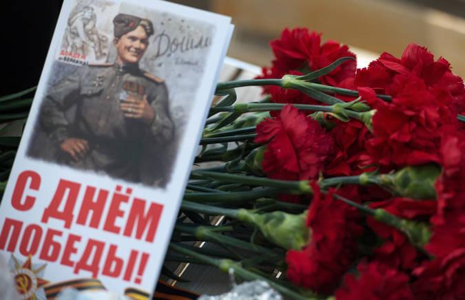 MPs moldavos querem proibição em 9 de maio