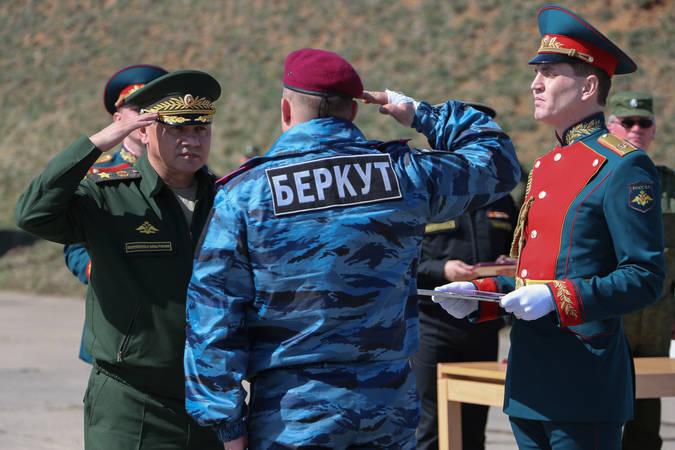 9000以上の元ウクライナ軍がロシア軍に採用した