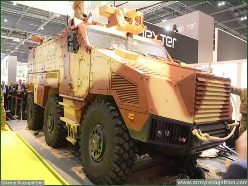 Обзор бронированных транспортеров и боевых машин пехоты (Часть 4)