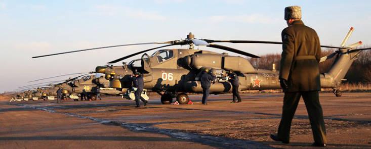 岛屿攻击直升机